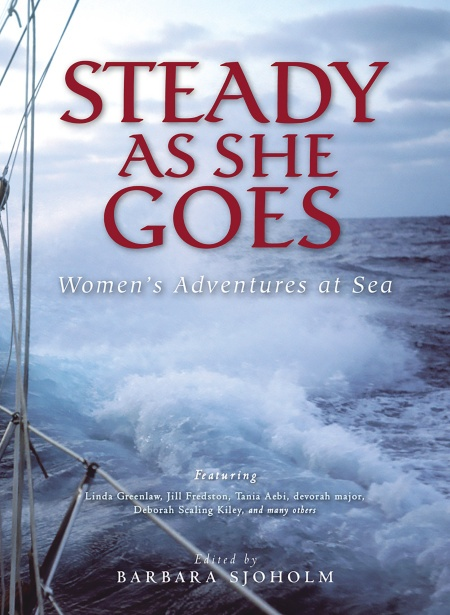 """""""Steady As She Goes"""" book cover"""