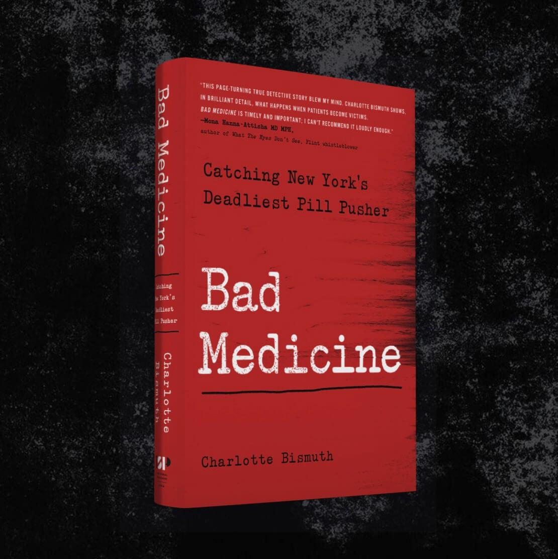 Bad Medicine book cover